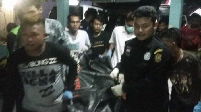 driver grab ditemukan tewas di kompleks rahayu banjarmasin